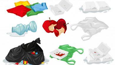 تصویر از زندگی بدون پلاستیک